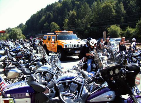 Biker Welcome